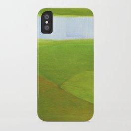 grassy iPhone Case