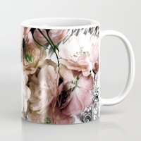 romance Mugs featuring Romance by Sabimage