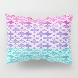 Plum and Pink Pillow Sham