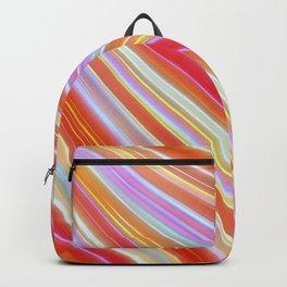 Wild Wavy Lines XXXVII Backpack