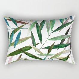 Baboo Leaves Rectangular Pillow