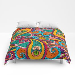 African Style No22 Comforters