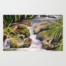 Water Oasis Rug