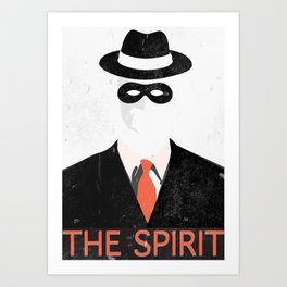 The Spirit Art Print