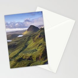 The Lie of the Land Stationery Cards