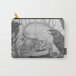 Vacancy of the Mind (VACANCY zine) Carry-All Pouch
