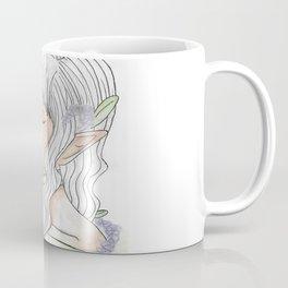 Lavender Peace Coffee Mug