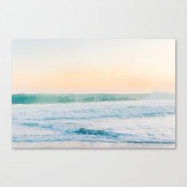 Smoke on the Water II Canvas Print