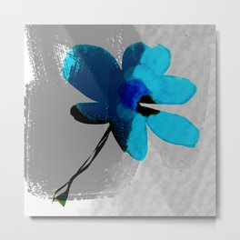 Fleur Metal Print