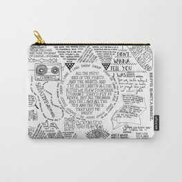 Life is a Mixtape Carry-All Pouch