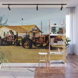 Retirement Home Wall Mural