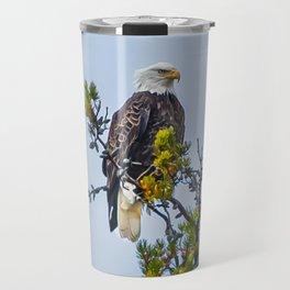 October Eagle Travel Mug