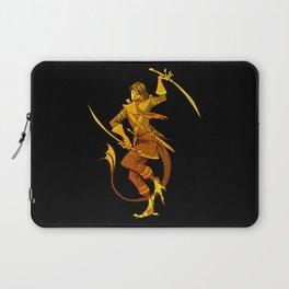 Serpent Warrior Laptop Sleeve