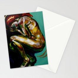 Oscillating  Stationery Cards