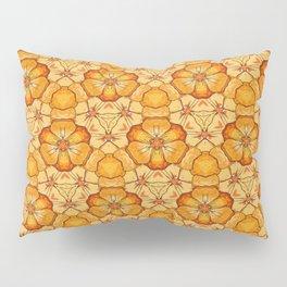 Poppy Chain Pillow Sham