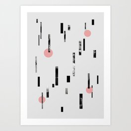 Minimalism 28X Art Print