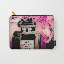 Edgy Take on a Classic Carry-All Pouch