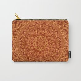 Mandala Spice Carry-All Pouch