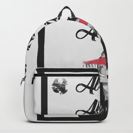 ALRIGHT ALRIGHT ALRIGHT | Matthew McConaughey Backpack