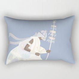 ORIXAS_ oxalá Rectangular Pillow