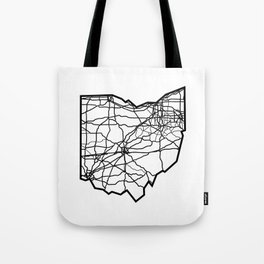 Ohio Love Where You're From Tote Bag