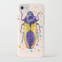 insect iPhone & iPod Cases featuring INSECT IX by dogooder