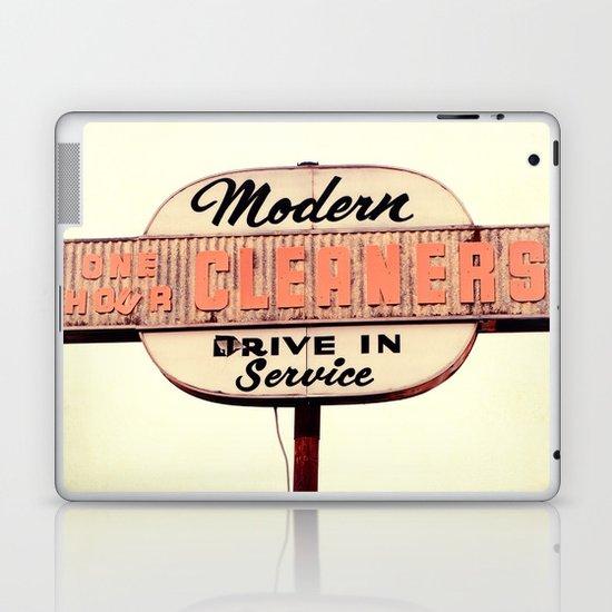 Modern Cleaners Laptop & iPad Skin