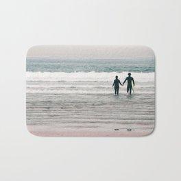surf love Bath Mat