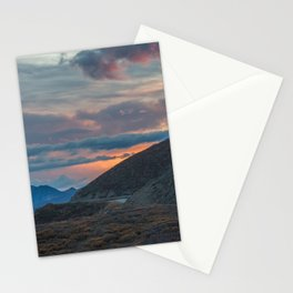 Polychrome Pass Denali National Park Mt McKinley Mt Denali Stationery Cards