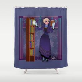 Frozen Elsa Casual Shower Curtain