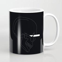 LINE #Skull (Dark) Coffee Mug