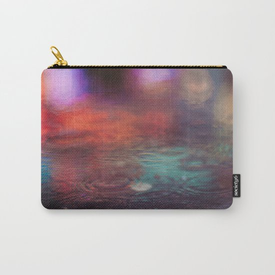 Bokeh on water Carry-All Pouch