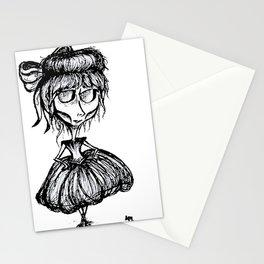 Spunky-tot 2 Stationery Cards
