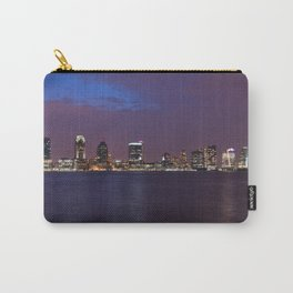 New Jersey Skyline Carry-All Pouch