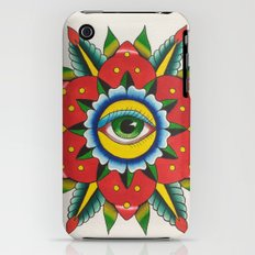 Eye Mandala Slim Case iPhone (3g, 3gs)