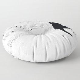 Mischief Floor Pillow