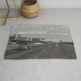 absolute value Rug