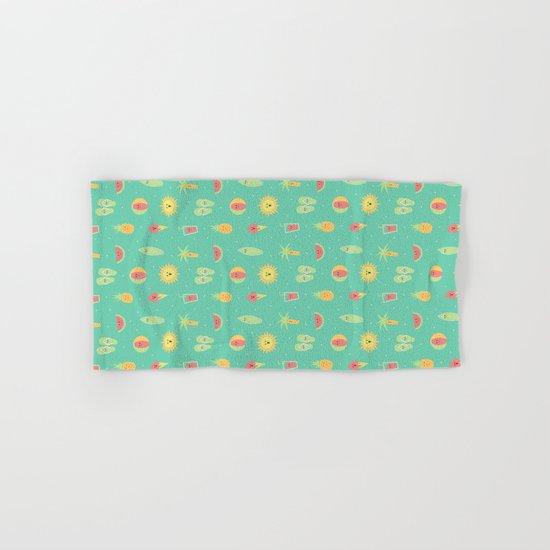 Summer Fun Hand & Bath Towel