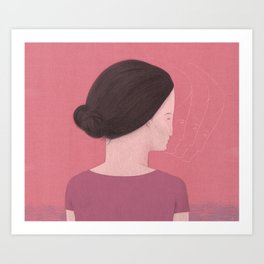 Awareness Art Print