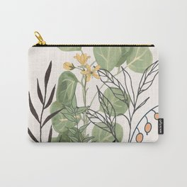 Spring Garden III Carry-All Pouch