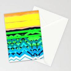 The Land Stationery Cards
