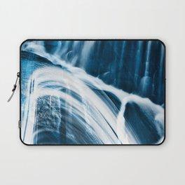 Blue Banshee Falls Laptop Sleeve