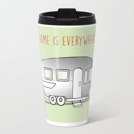 Home is Everywhere. Travel Mug