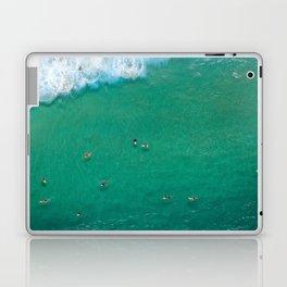 Surfing Day Laptop & iPad Skin