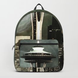 Fifty Shades of Grey Space Needle Backpack