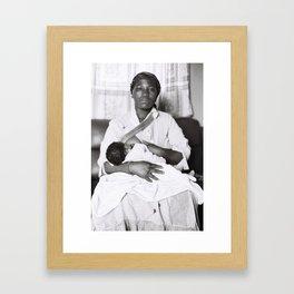 Mama Africa Framed Art Print