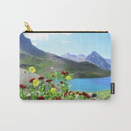 Blue Lakes Carry-All Pouch
