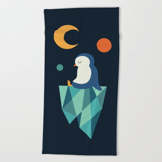 Private Corner Beach Towel