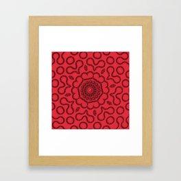 Belated Valentine II Framed Art Print