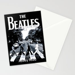 Abbey Road Walking Stationery Cards